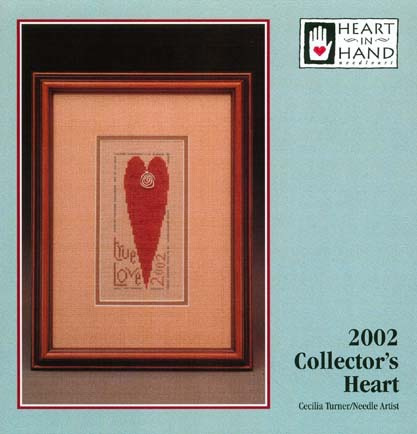 2002 Collectors Heart