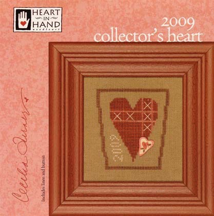 2009 collectors heart