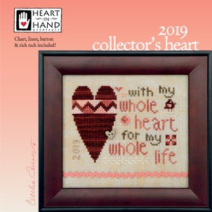 2019 Collector's Heart cover
