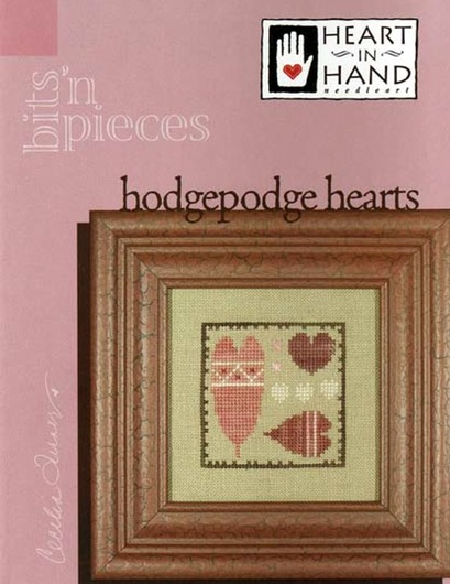 Bits 'n Pieces™: Hodgepodge Hearts