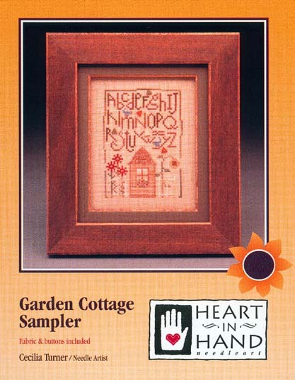 garden cottage sampler