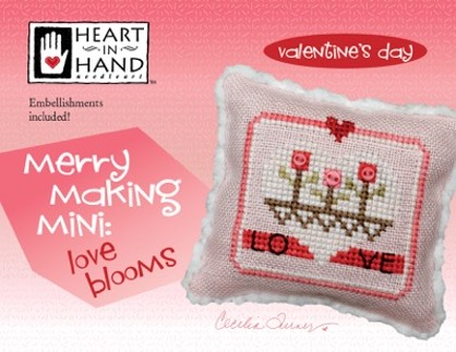 Merry Mini  Love Blooms cover