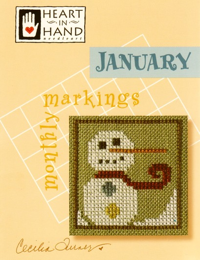 Monthly Markings™: January
