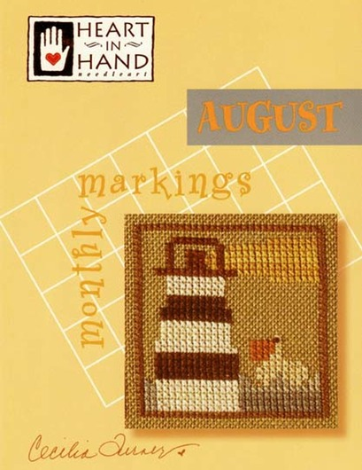 Monthly Markings™: August