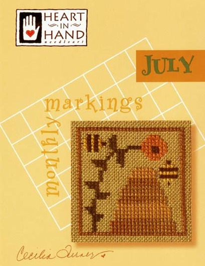Monthly Markings™: July