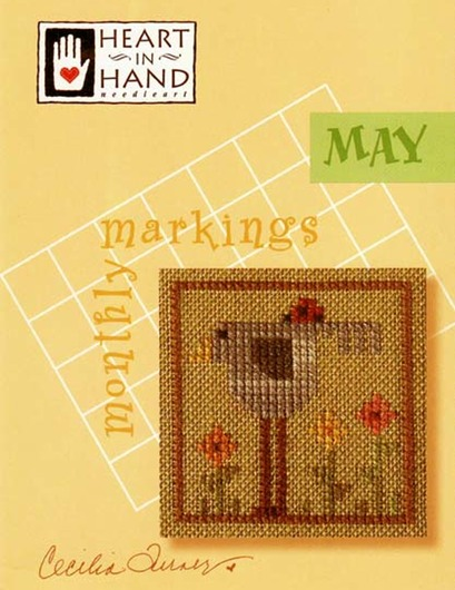 Monthly Markings™: May