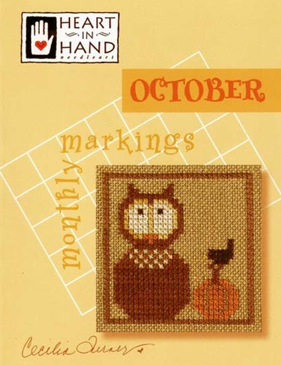 Monthly Markings™: October