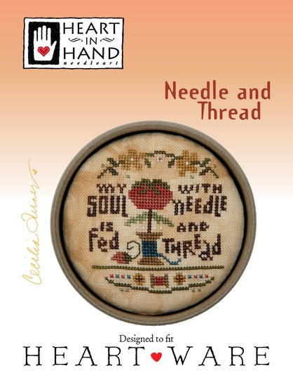 Needle and Thread cover