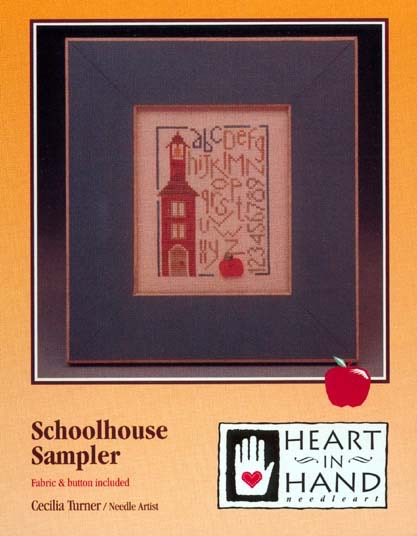 schoolhouse sampler
