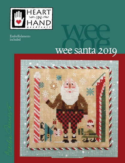 Wee One Santa 2019 cover