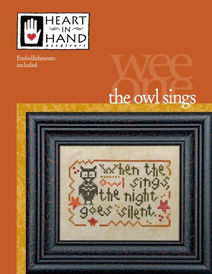 Wee One The Owl Sings cover